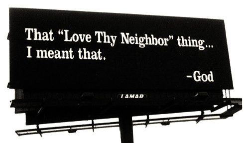 LoveThyNeighborAsThyself